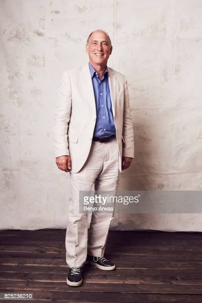 Writer/director Eric Stange of PBS's 'Edgar Allan Poe Buried Alive' poses for a portrait during the 2017 Summer Television Critics Association Press...