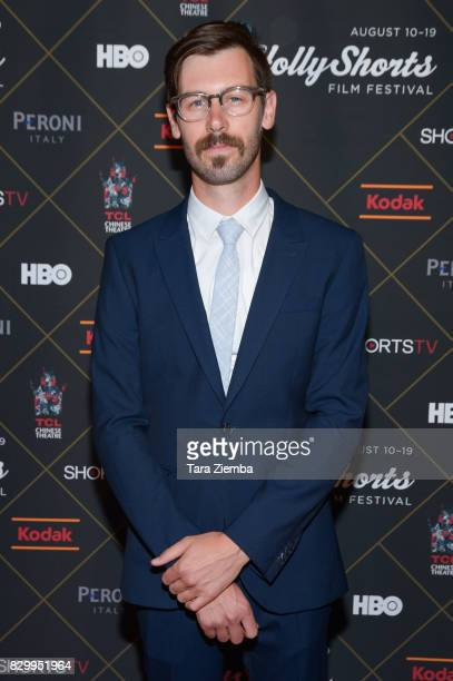 Writer/director Erin Elders attends the 2017 HollyShorts Film Festival Opening Night Gala at TCL Chinese 6 Theatres on August 10 2017 in Hollywood...