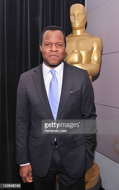 Writer/director Geoffrey Fletcher attends the Academy Of Motion Picture Arts And Sciences' 'Discover the Academy' With Geoffrey Fletcher at Columbia...