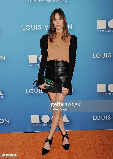 Writer/director Gia Coppola arrives at the 2015 MOCA Gala presented by Louis Vuitton at The Geffen Contemporary at MOCA on May 30 2015 in Los Angeles...