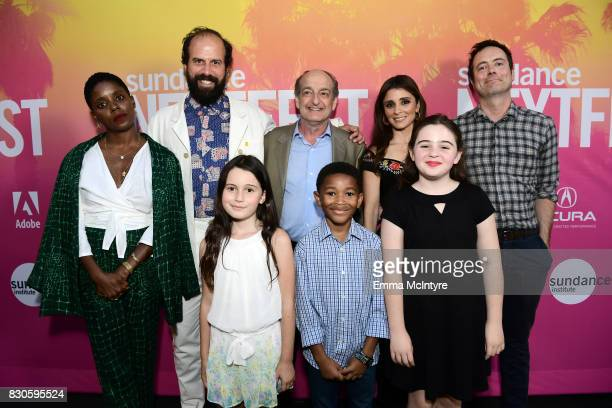 Writer/director Janicza Bravo actors Brett Gelman David Paymer Shiri Appleby and Jon Daly actors Ashley Silverman Emma Shannon and Blake Anthony...