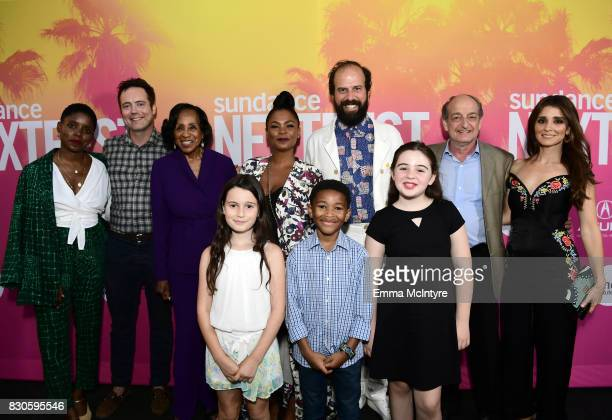 Writer/director Janicza Bravo actors Jon Daly Nia Long Brett Gelman David Paymer Shiri Appleby actors Ashley Silverman Emma Shannon and Blake Anthony...