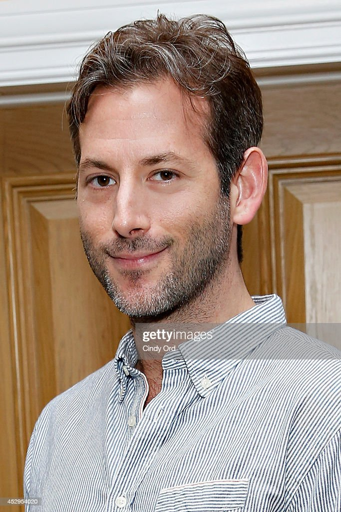 Writer/director Jeff Baena attends the 'Life After Beth' New York Screening at Crosby Street Hotel on July 30, 2014 in New York City.