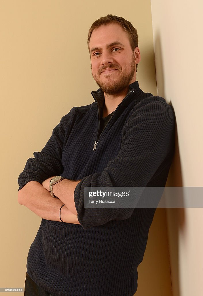 Writer/director Jim Mickle poses for a portrait during the 2013 Sundance Film Festival at the Getty Images Portrait Studio at Village at the Lift on January 18, 2013 in Park City, Utah.
