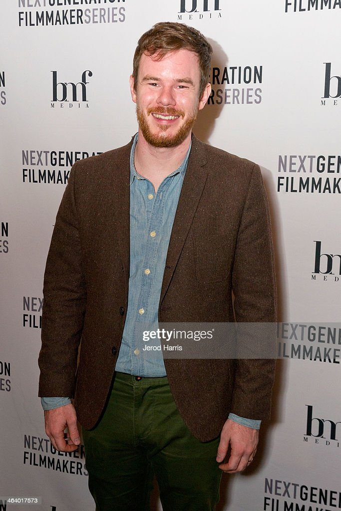 Writer/director Joe Swanberg attends 'Happy Christmas' Premiere Party - 2014 Park City on January 19, 2014 in Park City, Utah.