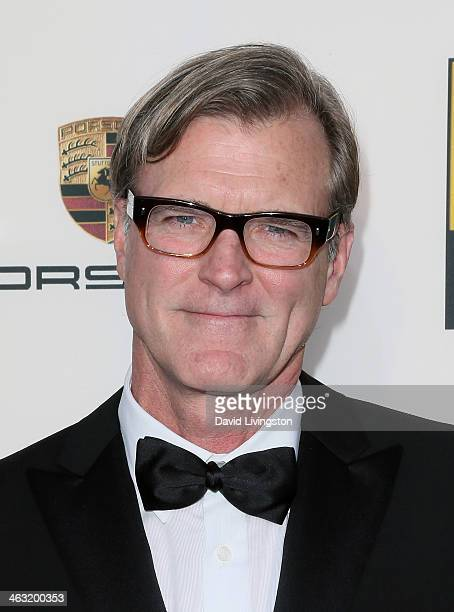 Writer/director John Lee Hancock attends the 19th Annual Critics' Choice Movie Awards at Barker Hangar on January 16 2014 in Santa Monica California