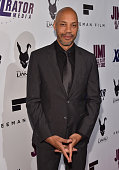 Writer/director John Ridley arrives to the Los Angeles premiere of 'Jimi All Is By My Side' at ArcLight Cinemas on September 22 2014 in Hollywood...