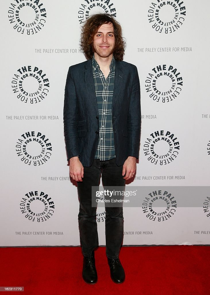 Writer/director Jonathan Krisel attends Dream Of... An Evening with Fred Armisen at The Paley Center for Media on February 21, 2013 in New York City.
