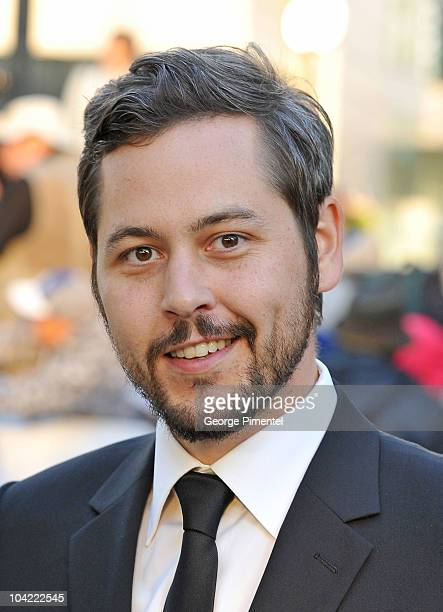 Writer/Director Jonathan Sobol attends 'A Beginner's Guide To Endings' Premiere during the 35th Toronto International Film Festival at Roy Thomson...