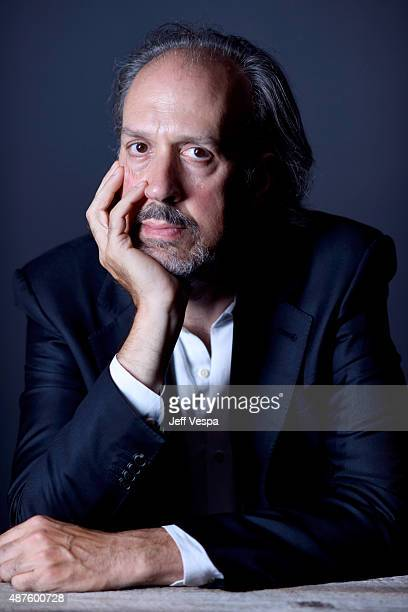 Writer/director Kent Jones from 'Hitchcock/Truffaut' poses for a portrait during the 2015 Toronto International Film Festival at the TIFF Bell...