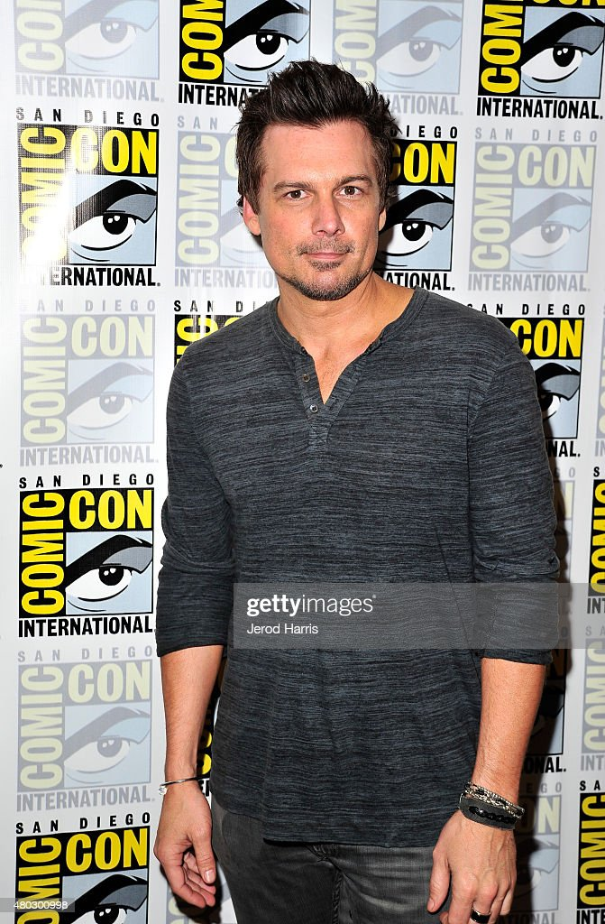 Writer/director Len Wiseman attends the 'Lucifer' press room during Comic-Con International 2015 at the Hilton Bayfront on July 10, 2015 in San Diego, California.