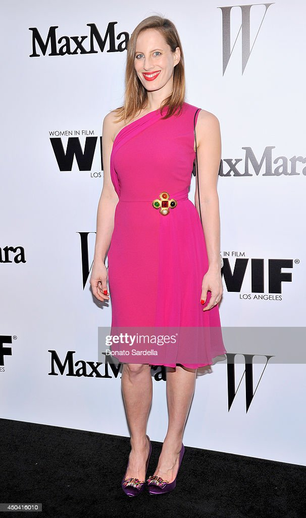 Writer/director <a gi-track='captionPersonalityLinkClicked' href=/galleries/search?phrase=Liz+Goldwyn&family=editorial&specificpeople=542651 ng-click='$event.stopPropagation()'>Liz Goldwyn</a> attends MaxMara And W Magazine Cocktail Party To Honor The Women In Film MaxMara Face Of The Future, Rose Byrne at Chateau Marmont on June 10, 2014 in Los Angeles, California.