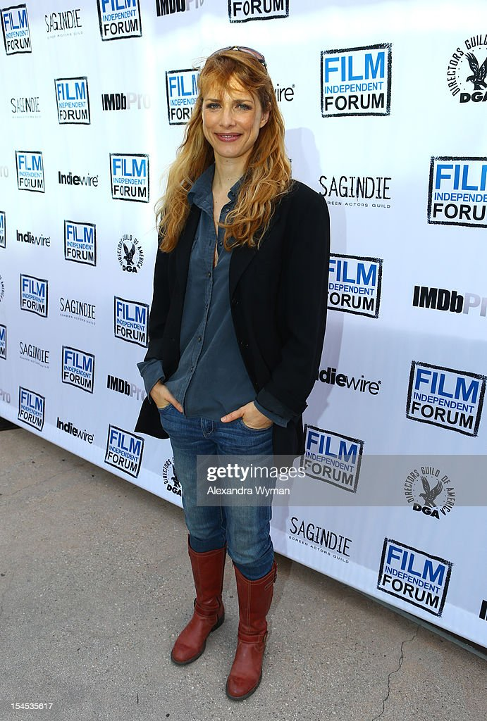 Writer/Director Lynn Shelton attends the Film Independent Film Forum at Directors Guild of America on October 21, 2012 in Los Angeles, California.