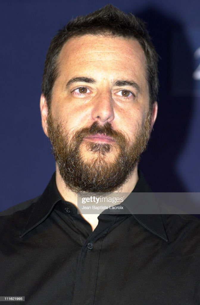 Writer/director Mark Romanek during Deauville 2002 - 'One Hour Photo' Photocall at C.I.D Deauville in Deauville, France.