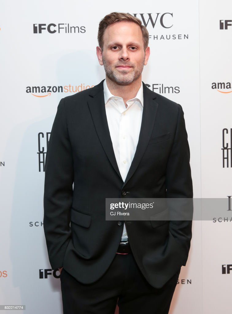 Writer/director Matt Ruskin attends the New York premiere of 'Crown Heights' at The Metrograph on August 15, 2017 in New York City.