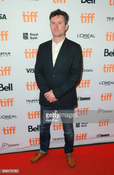 Writer/director Nic Gorman attends 'Human Traces' Photo Call during the 2017 Toronto International Film Festival at TIFF Bell Lightbox on September...