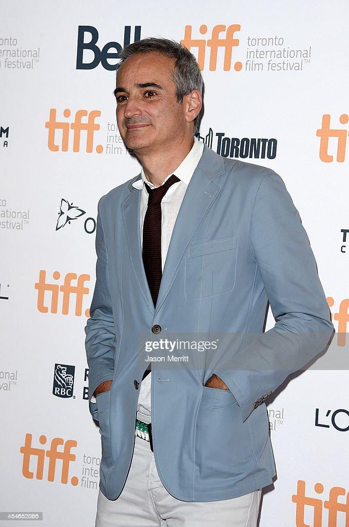 """Clouds Of Sils Maria"" Premiere - Arrivals - 2014 Toronto International Film Festival"