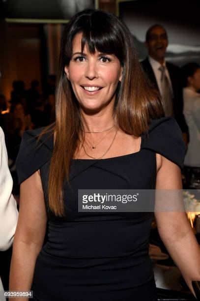 Writerdirector Patty Jenkins attends American Film Institute's 45th Life Achievement Award Gala Tribute to Diane Keaton at Dolby Theatre on June 8...