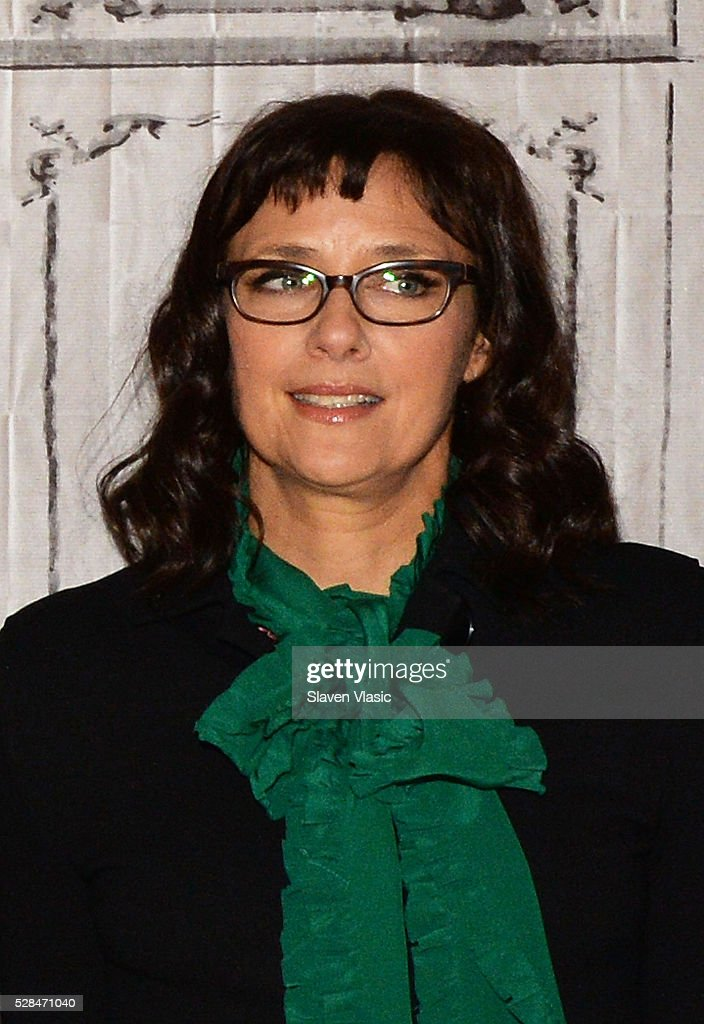 Writer/director <a gi-track='captionPersonalityLinkClicked' href=/galleries/search?phrase=Rebecca+Miller&family=editorial&specificpeople=213307 ng-click='$event.stopPropagation()'>Rebecca Miller</a> visits AOL Build to talk about her new movie ''Maggies Plan' at AOL Studios In New York on May 5, 2016 in New York City.