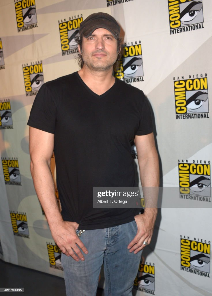 Writer/director Robert Rodriguez attends 'Frank Miller's Sin City: A Dame To Kill For' panel during Comic-Con International 2014 at San Diego Convention Center on July 26, 2014 in San Diego, California.
