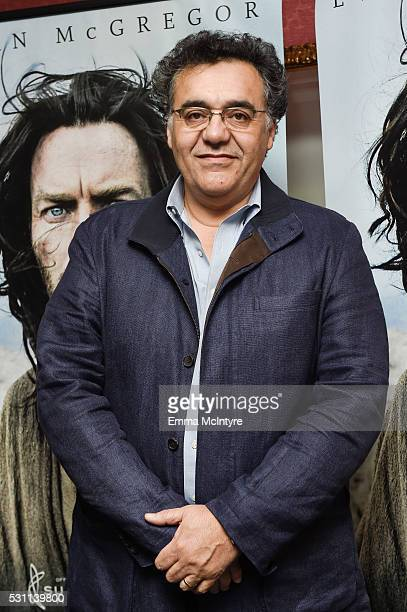 Writer/director Rodrigo Garcia arrives at a screening of Broad Green Pictures' 'Last Days In The Desert' at Laemmle Royal Theatre on May 12 2016 in...