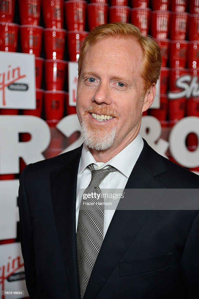 Writer/director Scott Moore attends Relativity Media's '21 and Over' premiere at Westwood Village Theatre on February 21, 2013 in Westwood, California.
