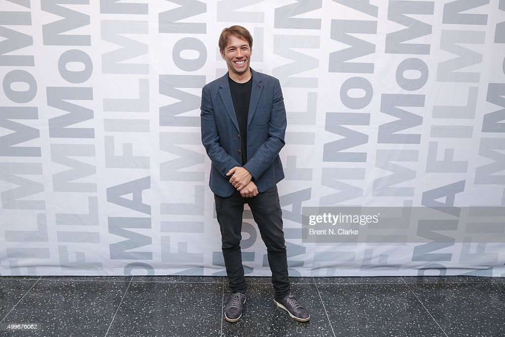 Writer/director Sean Baker attends the 'Tangerine' New York special screening held at the MoMA Titus One on December 2, 2015 in New York City.