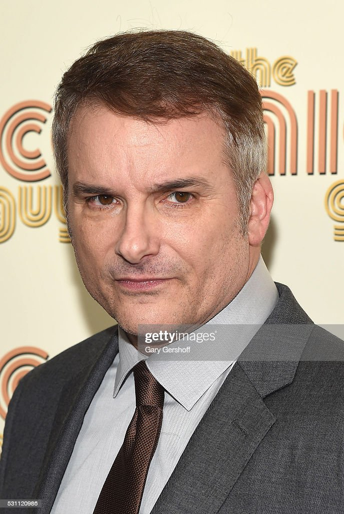 Writer/director Shane Black attends 'The Nice Guys' New York screening at Metrograph on May 12, 2016 in New York City.
