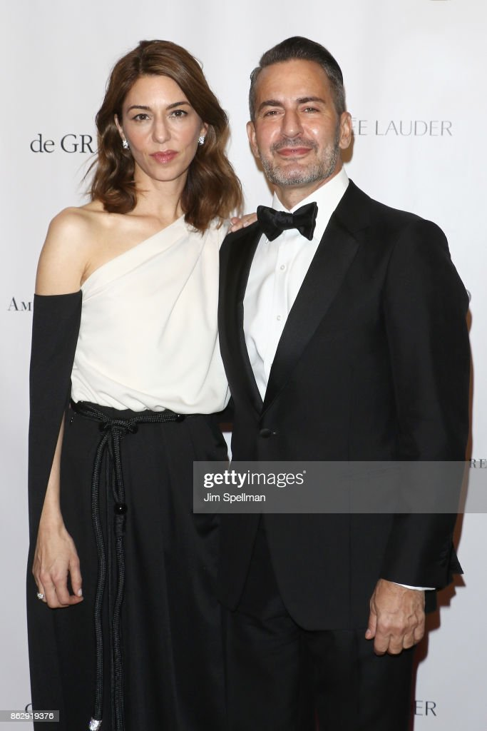 Writer/director Sofia Coppola and designer Marc Jacobs attend the 2017 American Ballet Theatre Fall gala at David H. Koch Theater at Lincoln Center on October 18, 2017 in New York City.