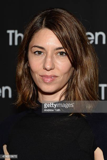 Writer/director Sofia Coppola attends The Kitchen's Spring 2015 Gala at Cipriani Wall Street on May 21 2015 in New York City