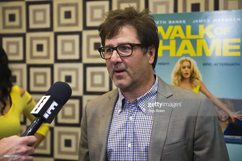 Writer-director Steven Brill attends the 'Walk of Shame' New Orleans special screening at The Theatres at Canal Place on April 23, 2014 in New Orleans, Louisiana.