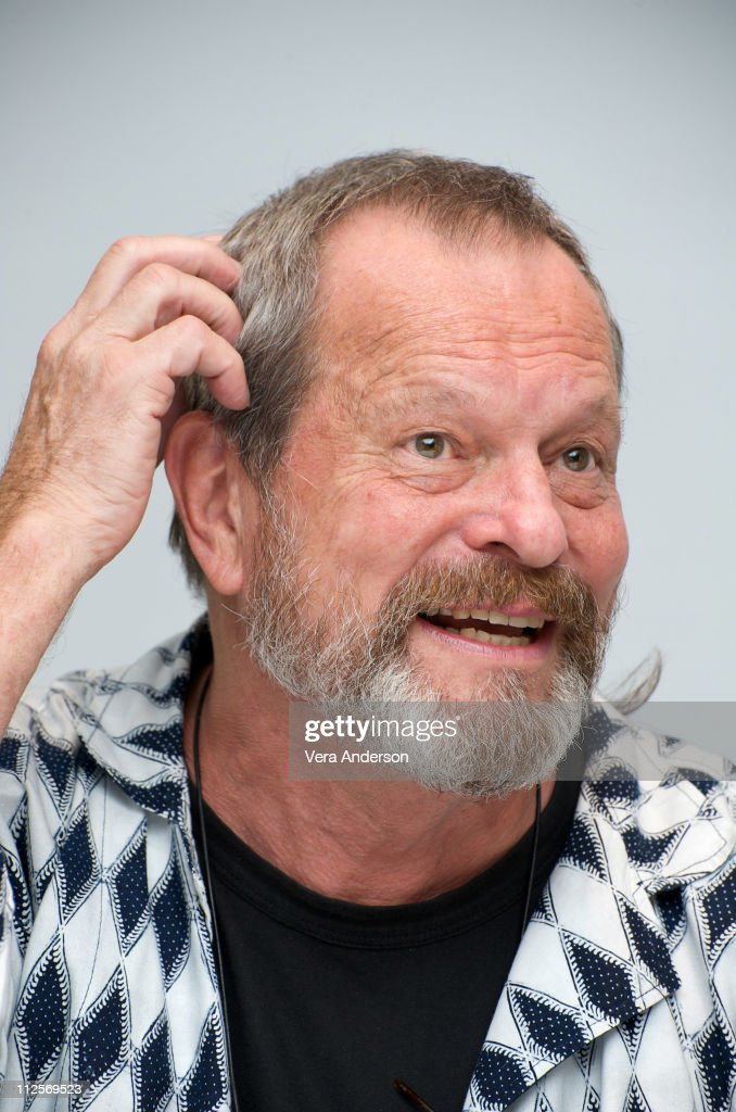 Writerdirector Terry Gilliam attends 'The Imaginarium of Doctor Parnassus' press conference at the Park Hyatt on September 11 2009 in Toronto Canada