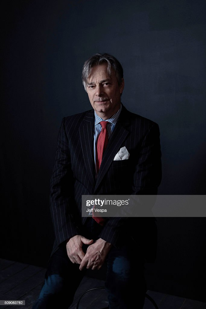 Writer/director Whit Stillman of 'Love & Friendship' poses for a portrait at the 2016 Sundance Film Festival on January 23, 2016 in Park City, Utah.