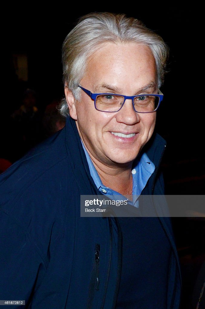 Writer/director/actor Tim Robbins attends a special screening and Q&A ...