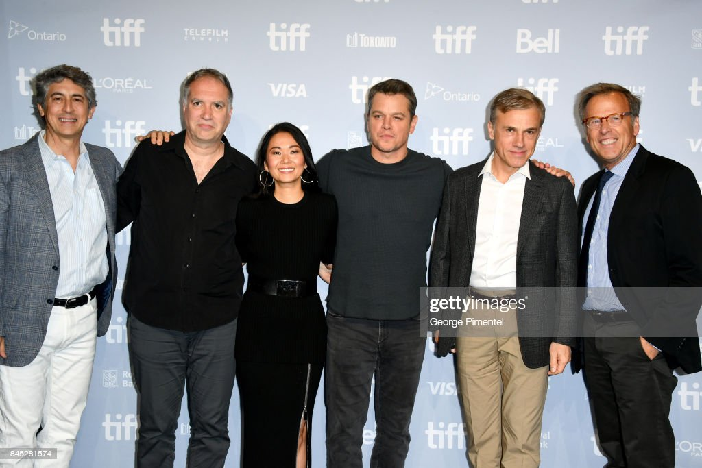 "2017 Toronto International Film Festival - ""Downsizing"" Press Conference"