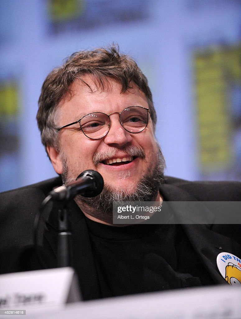 Writer/director/producer <a gi-track='captionPersonalityLinkClicked' href=/galleries/search?phrase=Guillermo+del+Toro&family=editorial&specificpeople=609181 ng-click='$event.stopPropagation()'>Guillermo del Toro</a> attends FX's 'The Strain' panel during Comic-Con International 2014 at San Diego Convention Center on July 27, 2014 in San Diego, California.