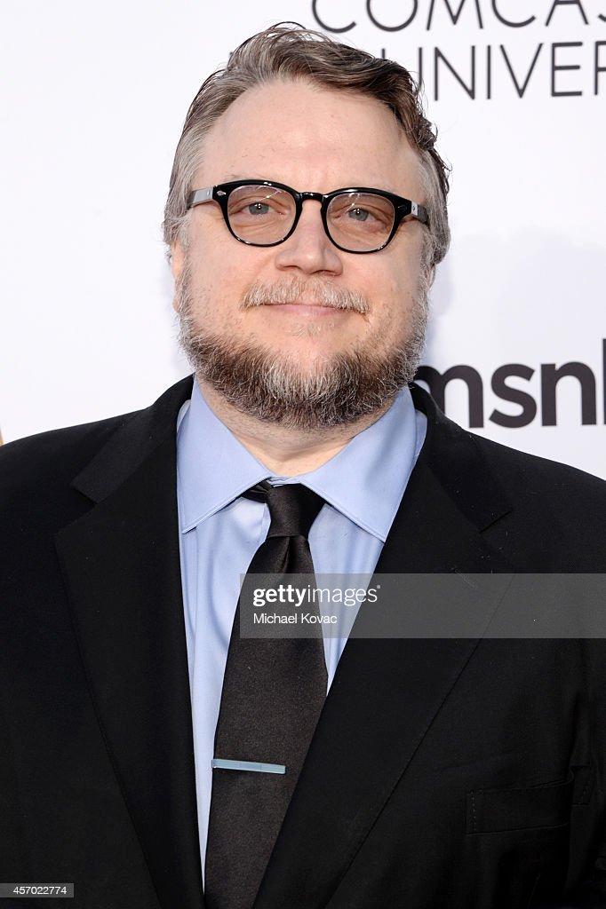 Writer/director/producer Guillermo del Toro attends the 2014 NCLR ALMA Awards at the Pasadena Civic Auditorium on October 10 2014 in Pasadena...