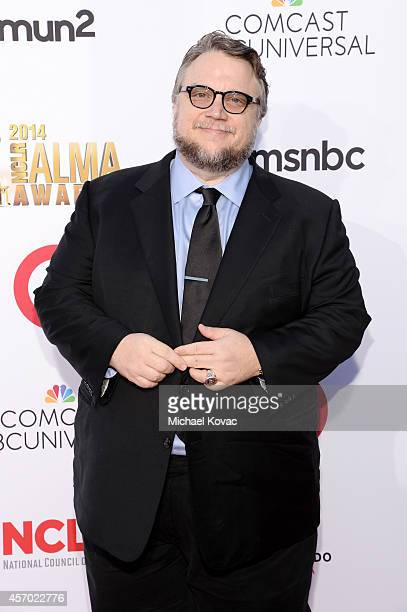 Writer/director/producer Guillermo del Toro attends the 2014 NCLR ALMA Awards at the Pasadena Civic Auditorium on October 10 2014 in Pasadena...
