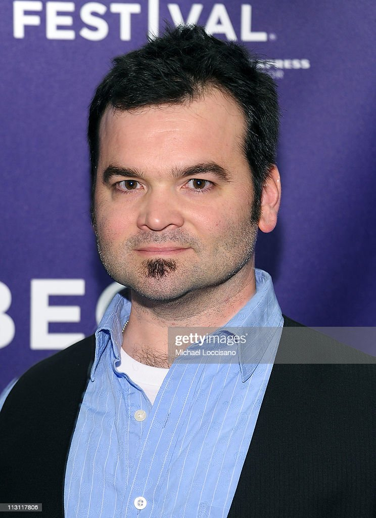 Writer/director/producer John Morning attends the premiere of 'Gone ...