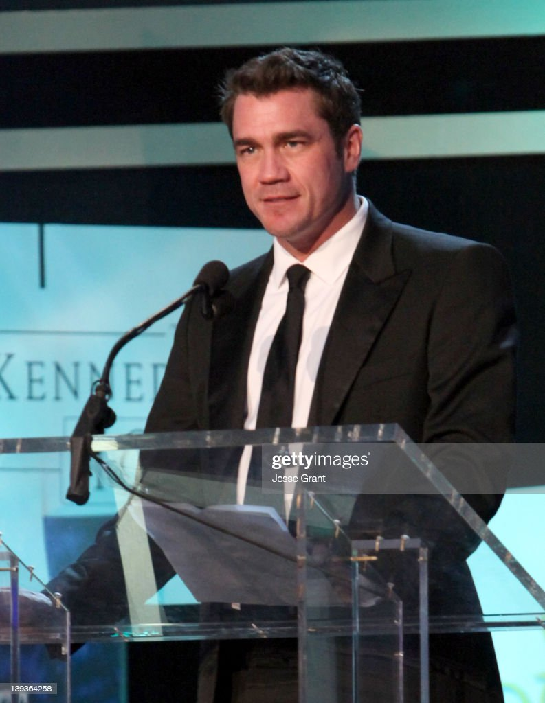 Writer/director/producer Tate Taylor accepts the Paul Selvin award onstage during the 2012 Writers Guild Awards at the Hollywood Palladium on February 19, 2012 in Los Angeles, California.