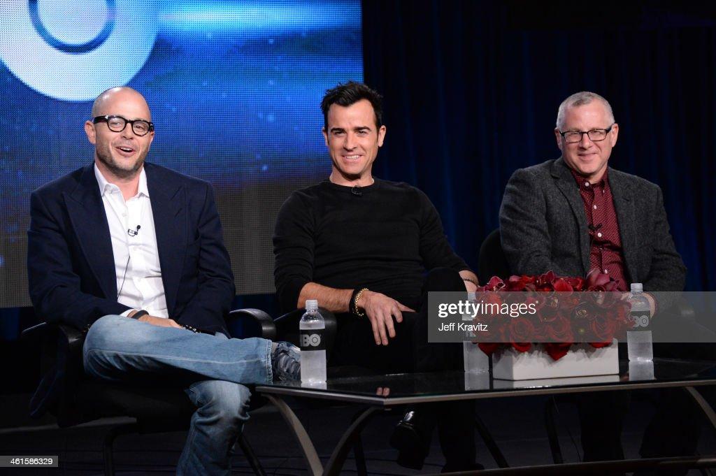HBO Winter 2014 TCA Panel