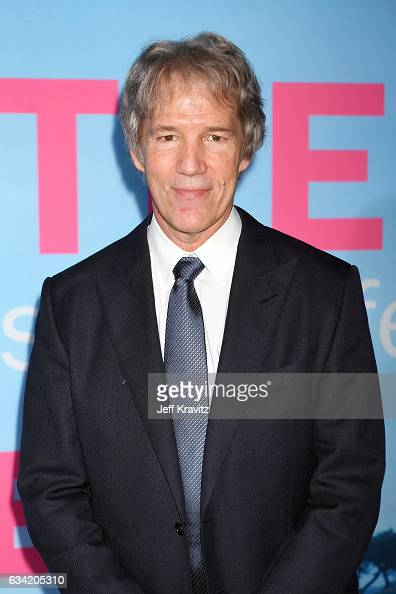 Writer/Executive producer David E Kelley attends the premiere of HBO's 'Big Little Lies' at the TCL Chinese Theater on February 7 2017 in Hollywood...