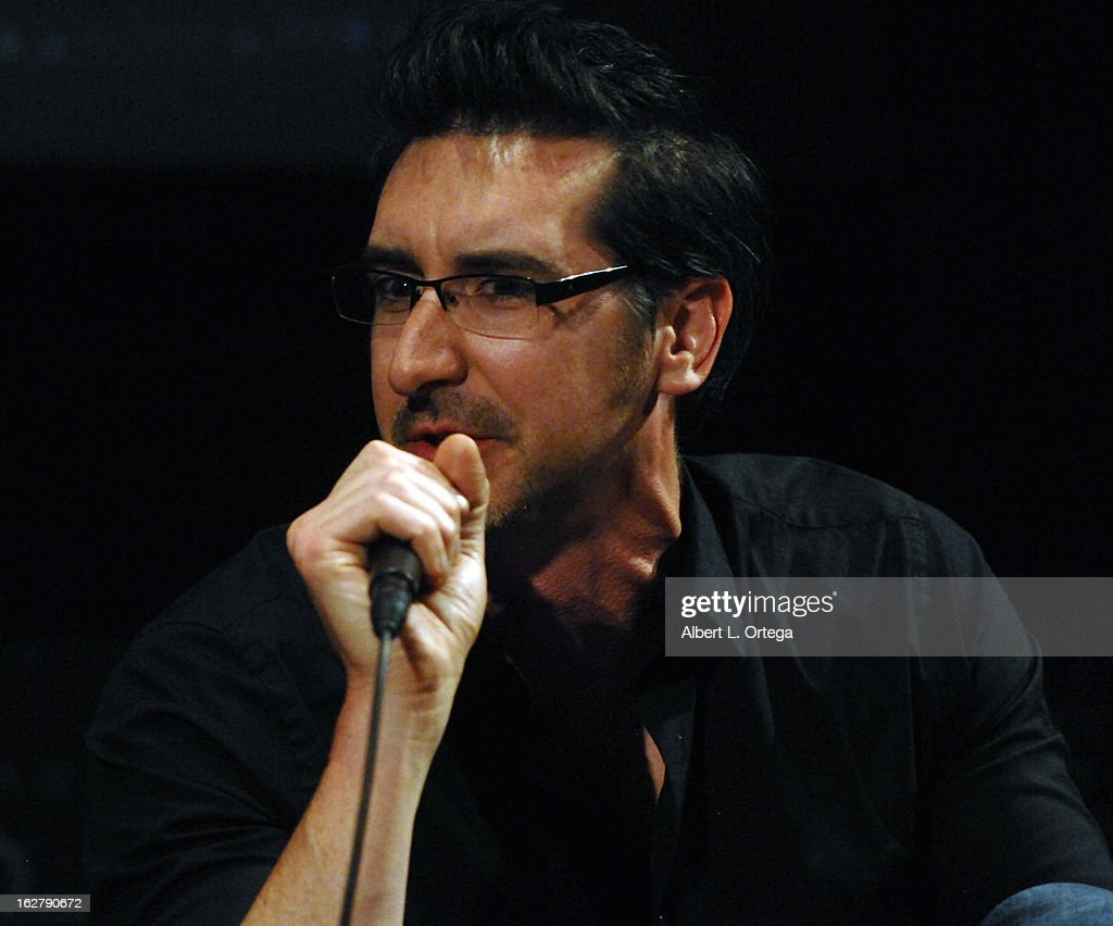 Writer/moderator Ryan Turek attends the Screening and Q&A for 'ColdWater' at The Los Angeles Film School on February 26, 2013 in Hollywood, California.