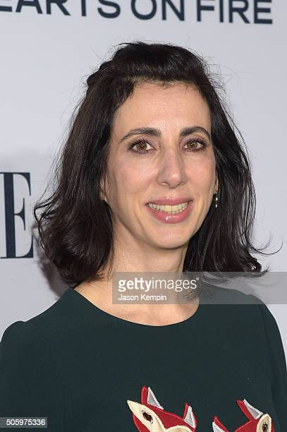 Writer/Producer Aline Brosh McKenna attends ELLE's 6th Annual Women in Television Dinner Presented by Hearts on Fire Diamonds and Olay at Sunset...