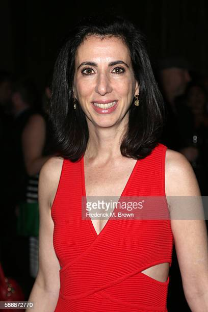 Writer/producer Aline Brosh McKenna attends the 32nd annual Television Critics Association Awards during the 2016 Television Critics Association...