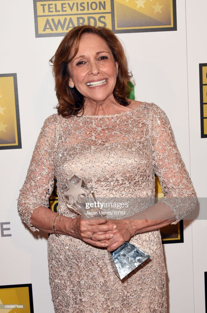 Writer/producer <a gi-track='captionPersonalityLinkClicked' href=/galleries/search?phrase=Ann+Druyan&family=editorial&specificpeople=693581 ng-click='$event.stopPropagation()'>Ann Druyan</a>, winner of Best Reality Series for 'Cosmos: A Spacetime Odyssey', poses in the press room during the 4th Annual Critics' Choice Television Awards at The Beverly Hilton Hotel on June 19, 2014 in Beverly Hills, California.
