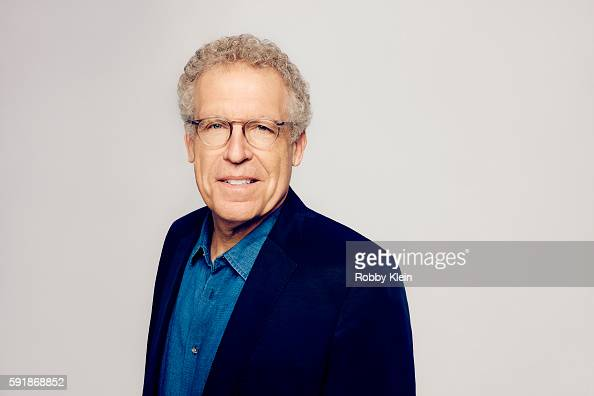 Writer/producer Carlton Cuse from FX's 'The Strain' poses for a portrait at the FOX Summer TCA Press Tour at Soho House on August 9 2016 in Los...