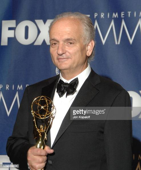 Writer/producer David Chase in the press room at the 59th Primetime EMMY Awards at The Shrine Auditorium on September 16 2007 in Los Angeles...