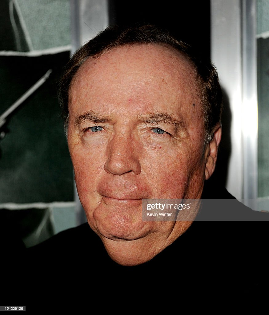 Writer/producer <a gi-track='captionPersonalityLinkClicked' href=/galleries/search?phrase=James+Patterson+-+Author&family=editorial&specificpeople=1717926 ng-click='$event.stopPropagation()'>James Patterson</a> arrives at the premiere of Summit Entertainment's 'Alex Cross' at the Arclight Theater on October 15, 2012 in Los Angeles, California.