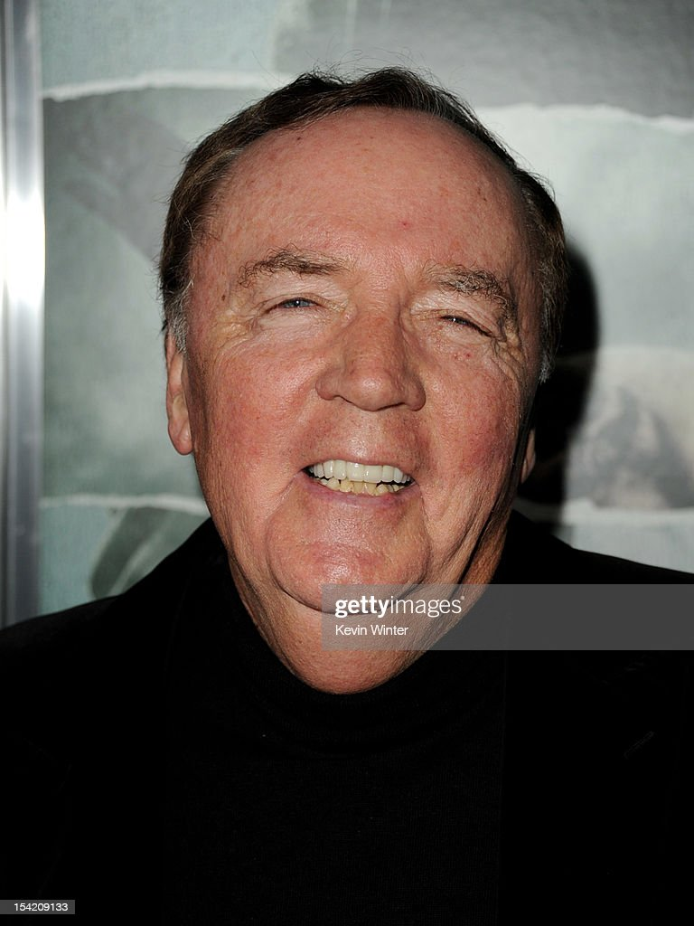 Writer/producer <a gi-track='captionPersonalityLinkClicked' href=/galleries/search?phrase=James+Patterson&family=editorial&specificpeople=1717926 ng-click='$event.stopPropagation()'>James Patterson</a> arrives at the premiere of Summit Entertainment's 'Alex Cross' at the Arclight Theater on October 15, 2012 in Los Angeles, California.
